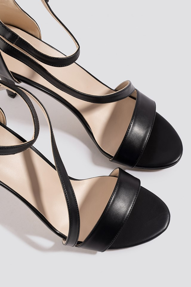 Kadin High Heels Black