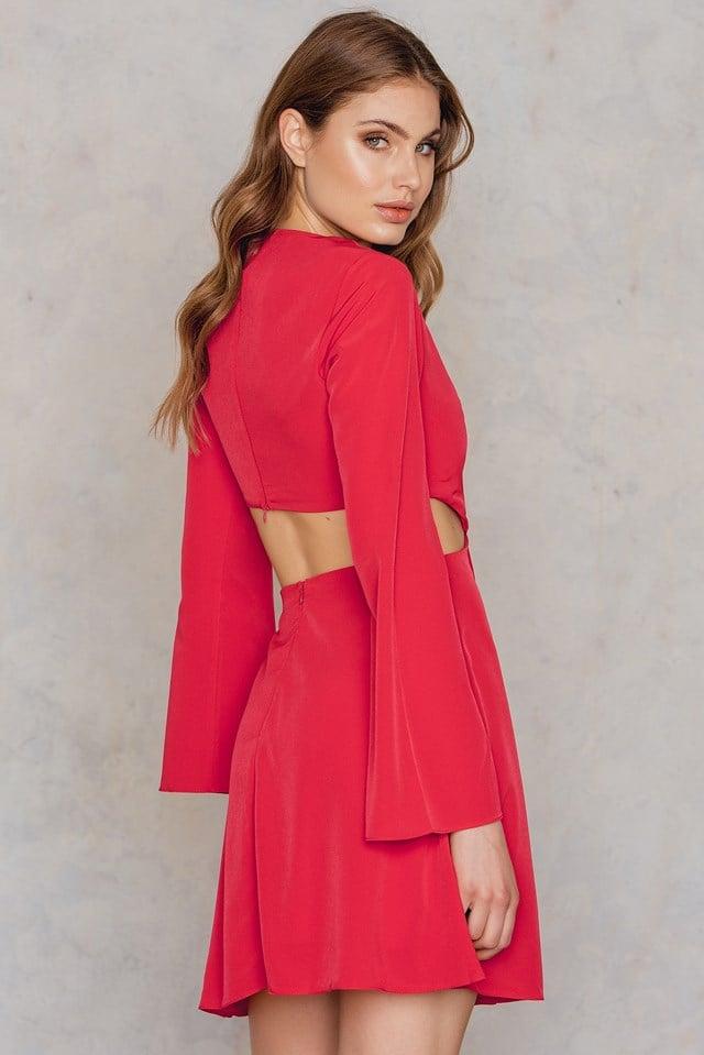 Kirmizi Dress Red