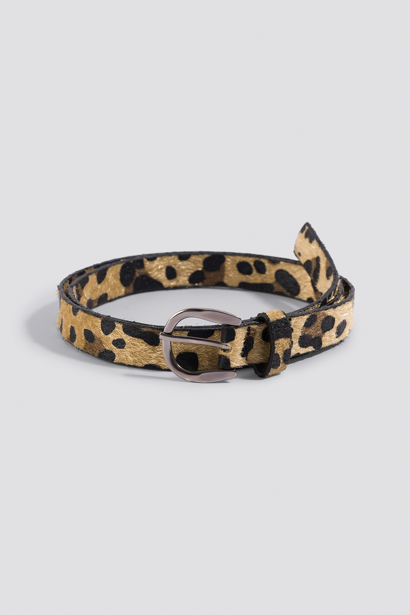 Leo Patterned Fine Belt NA-KD.COM