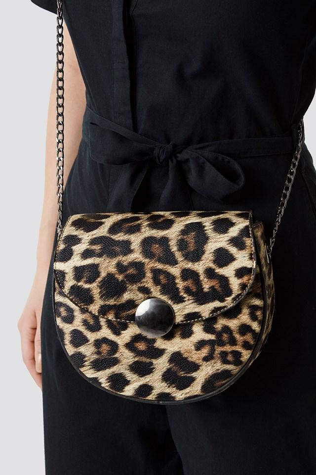 Leo Shoulder Bag Black