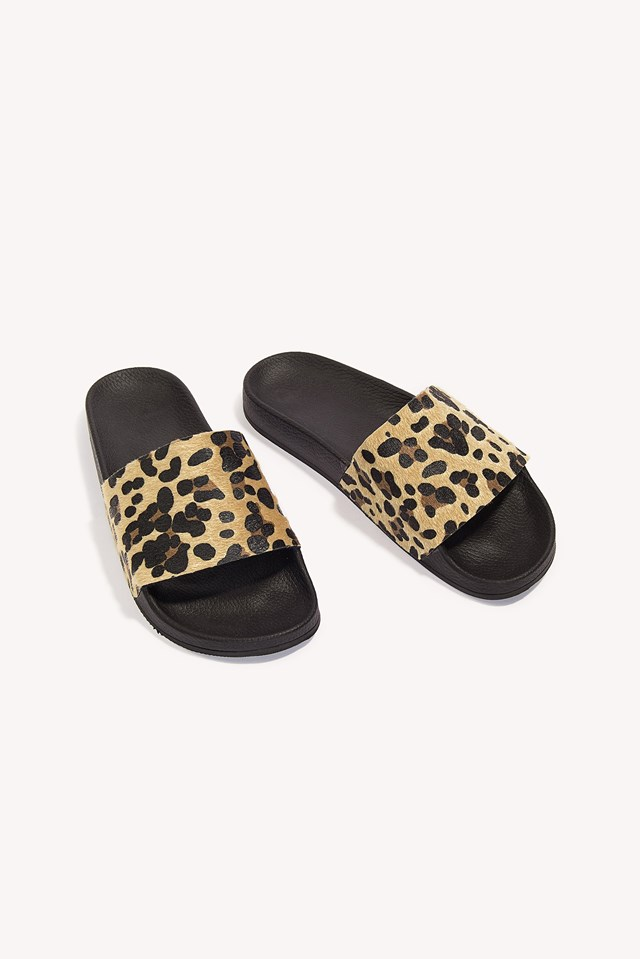 Leopard Sandals Leopard