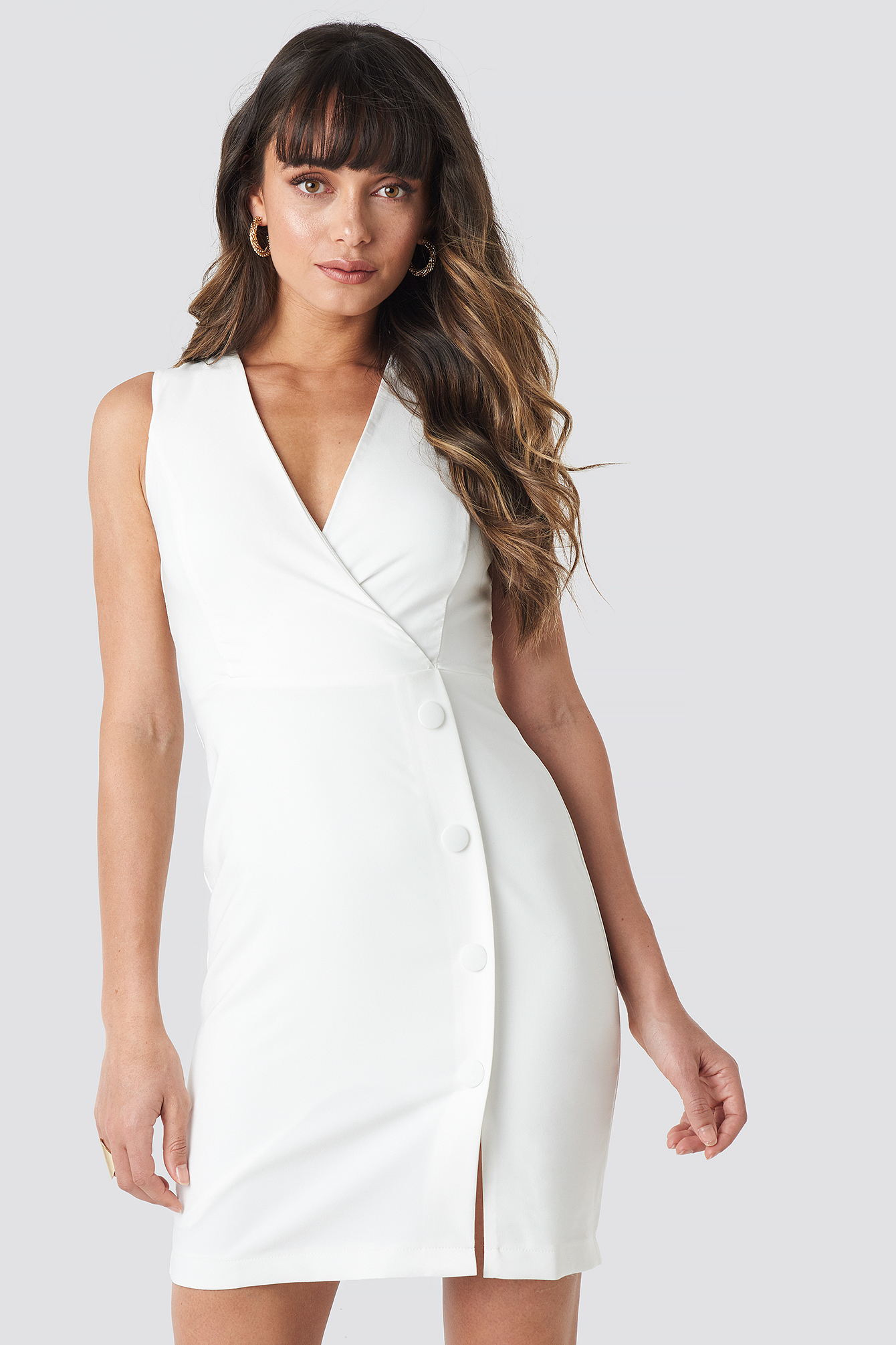 Linking Detailed Dress NA-KD.COM