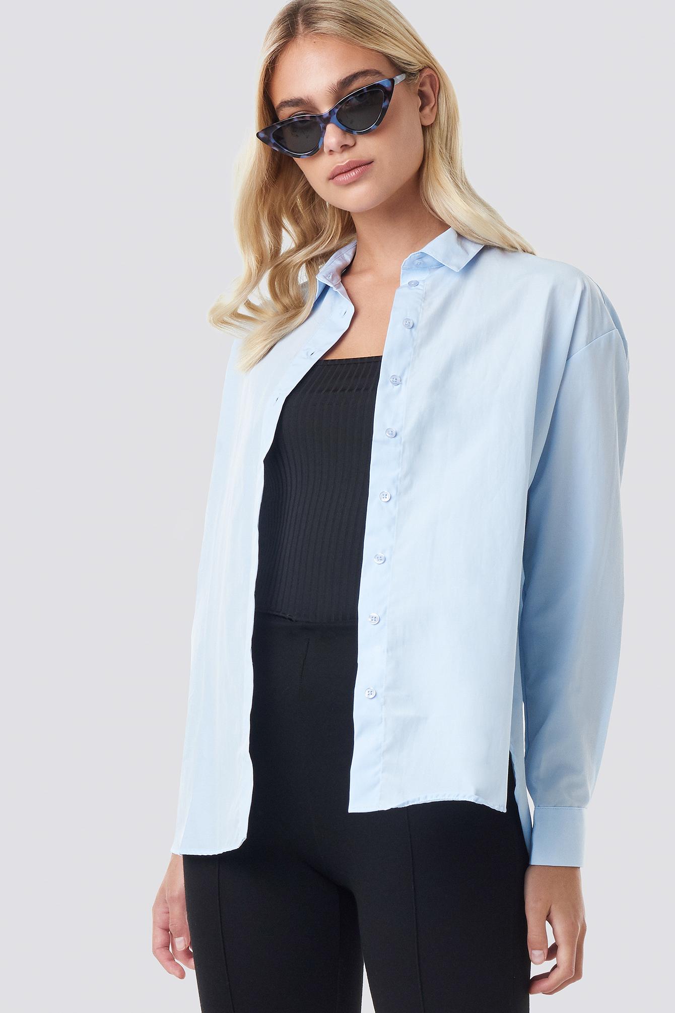 Loose Fit Shirt NA-KD.COM