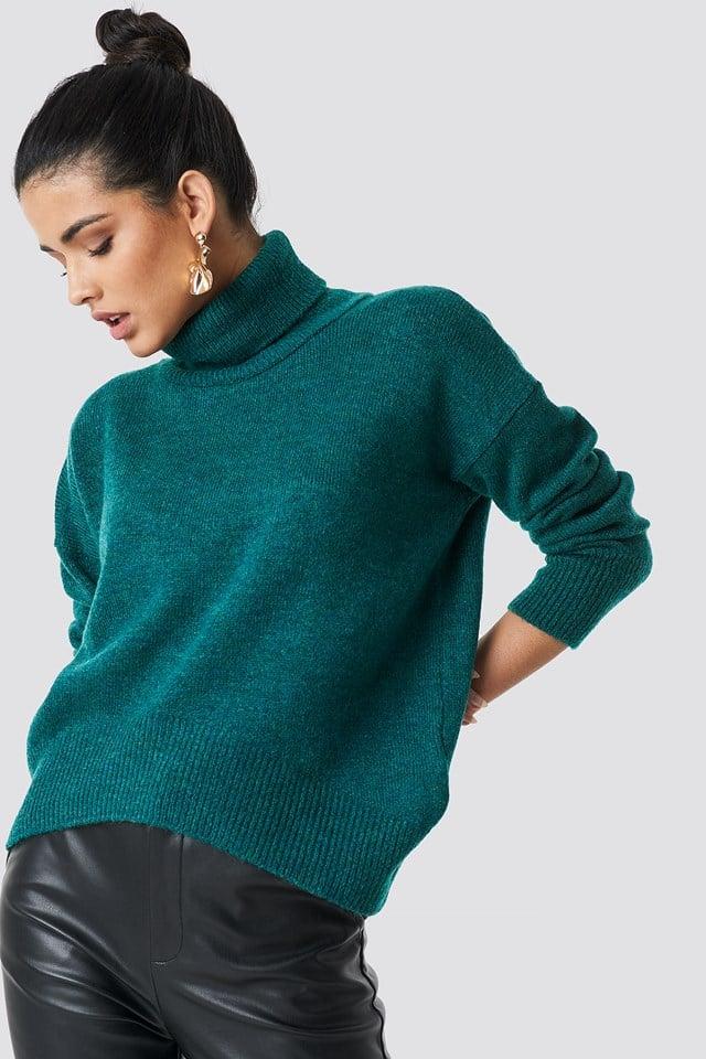 Maya Knitted Jumper NA-KD.COM