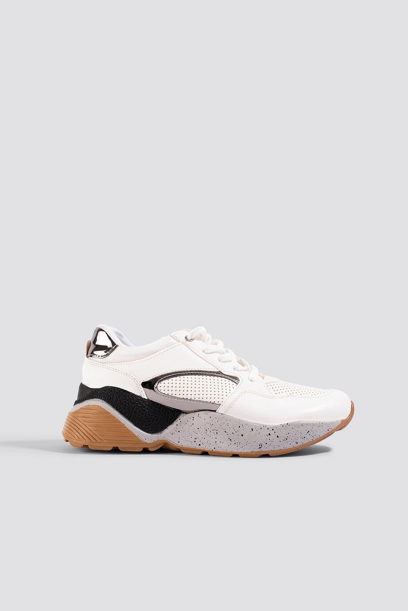 trendyol -  Milla Sneaker - White