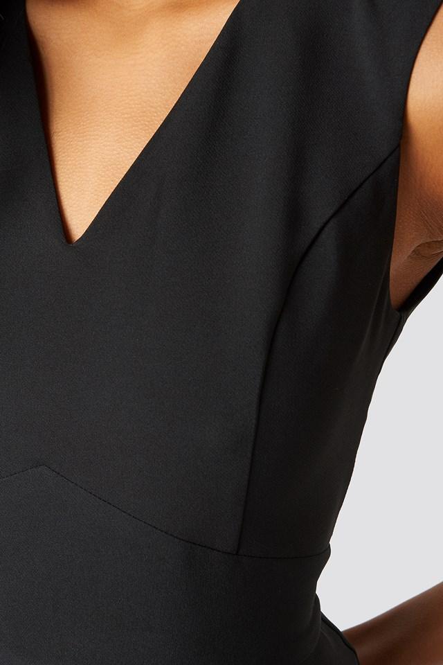 Milla Basic Mini Dress Black