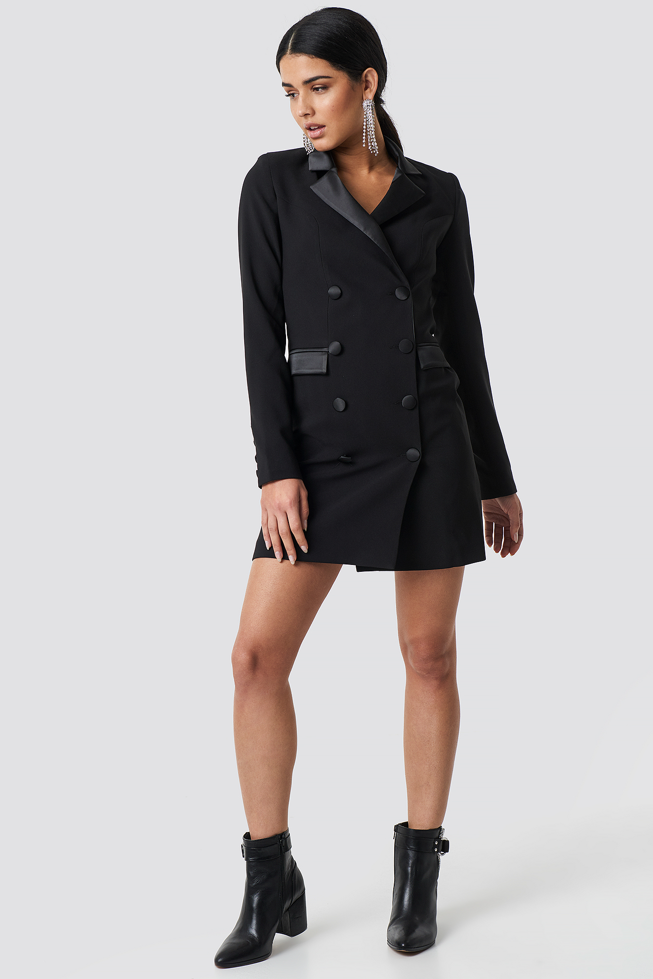 Milla Blazer Dress NA-KD.COM