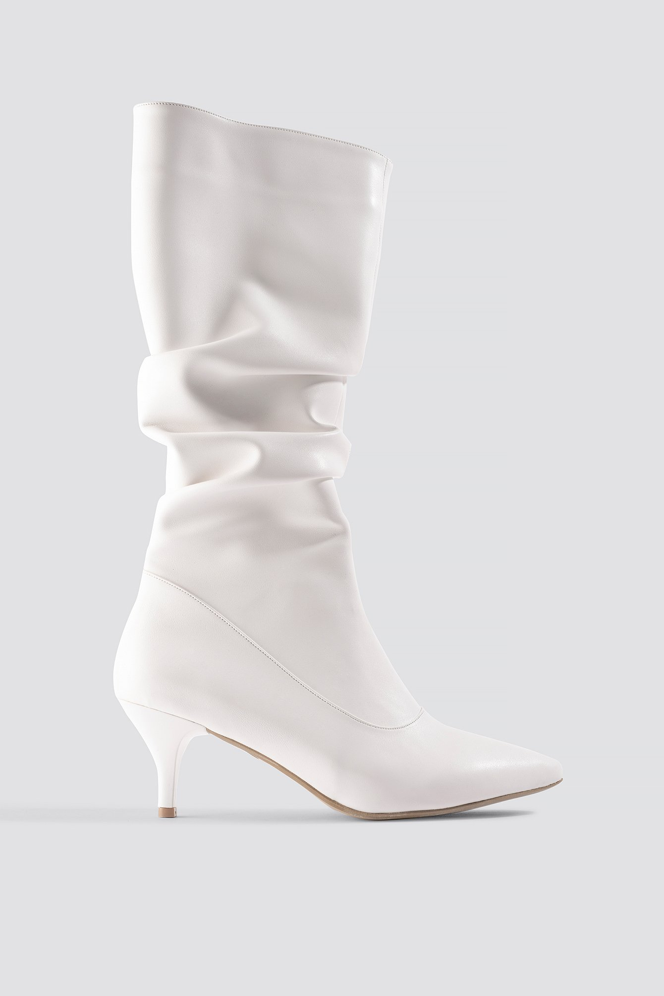 trendyol -  Milla Boots - White