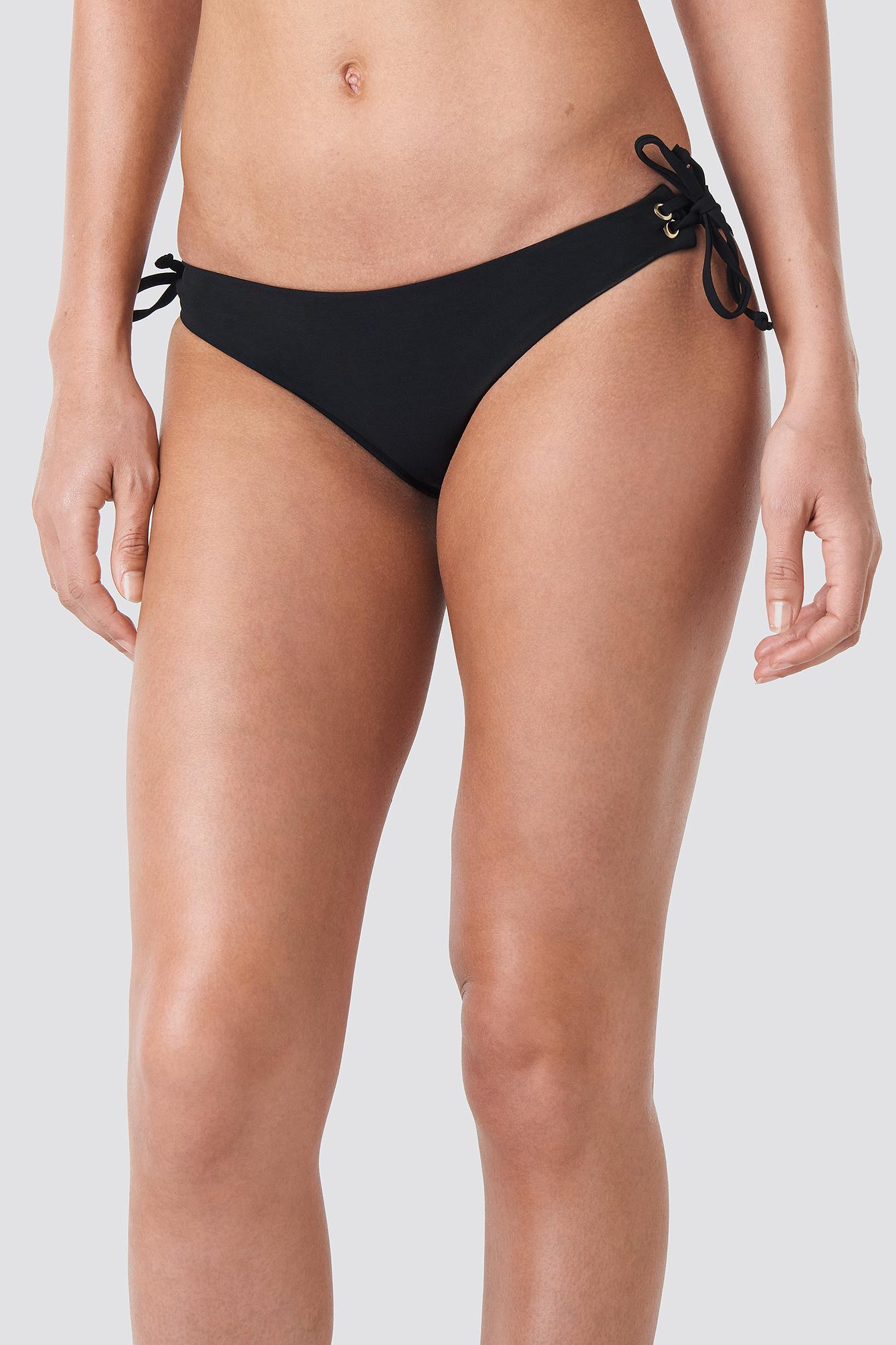 Milla Detailed Bikini Bottom NA-KD.COM