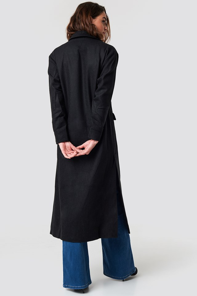 Milla Long Coat NA-KD.COM