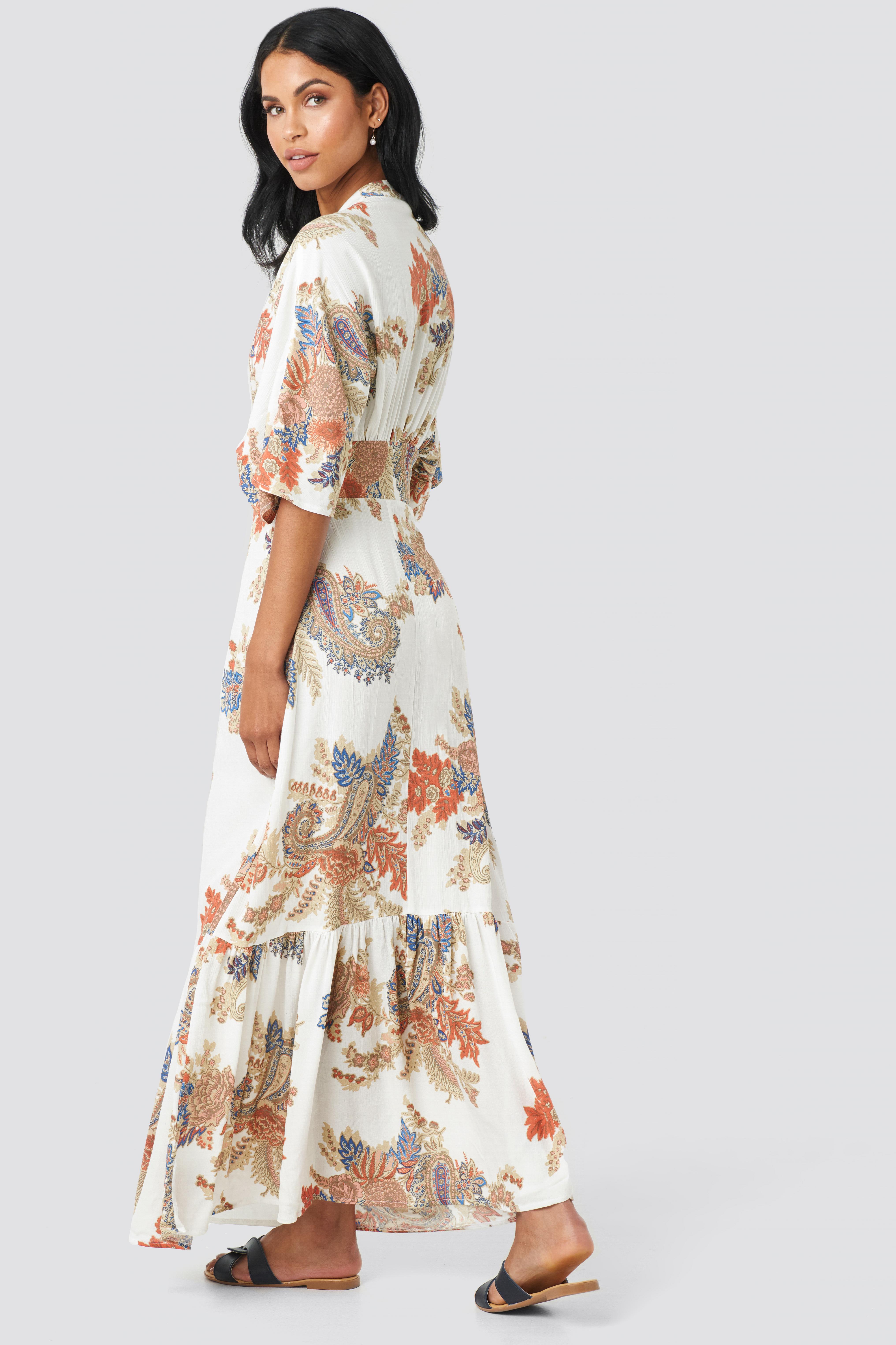 Milla Long Dress NA-KD.COM