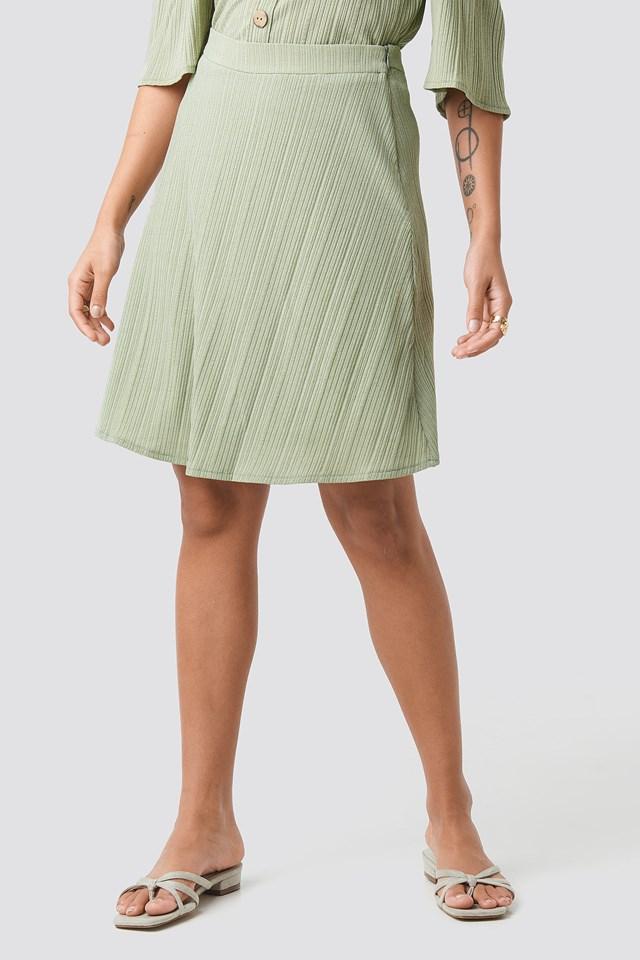 Milla Midi Skirt Mint