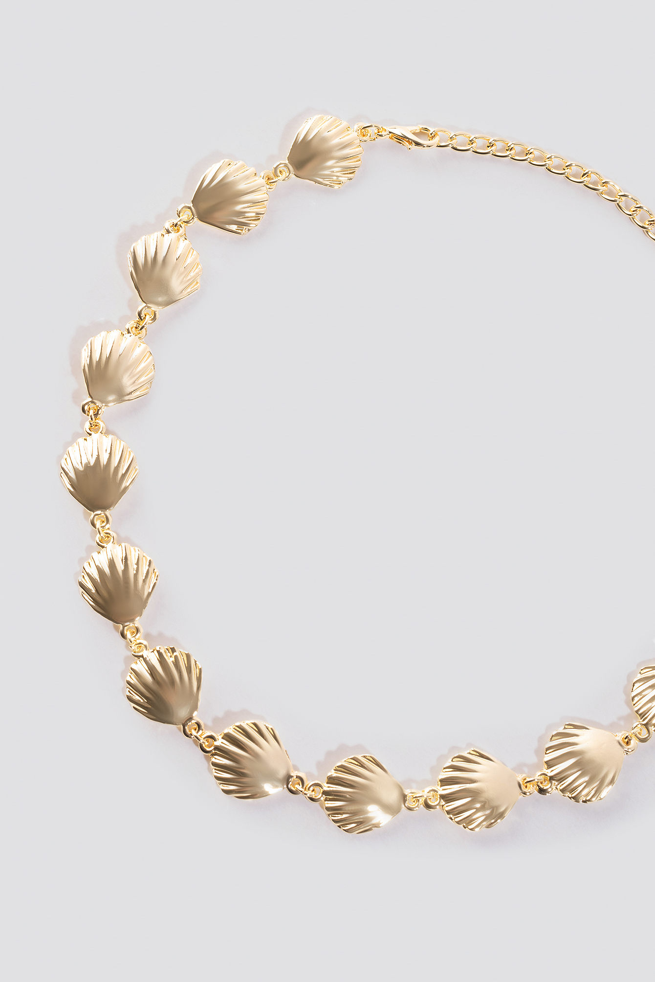 Milla Shell Necklace NA-KD.COM
