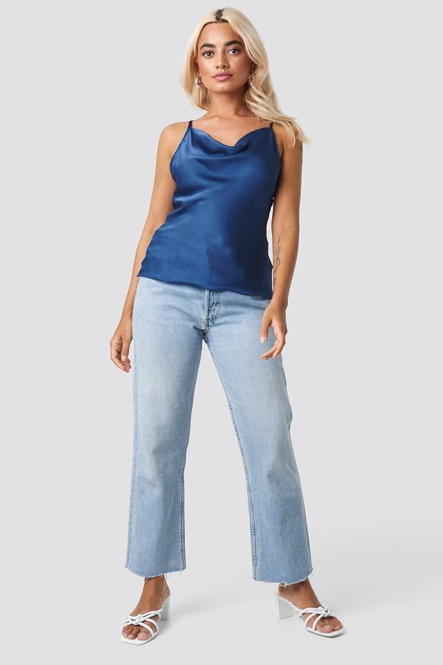 Milla Singlet Blue