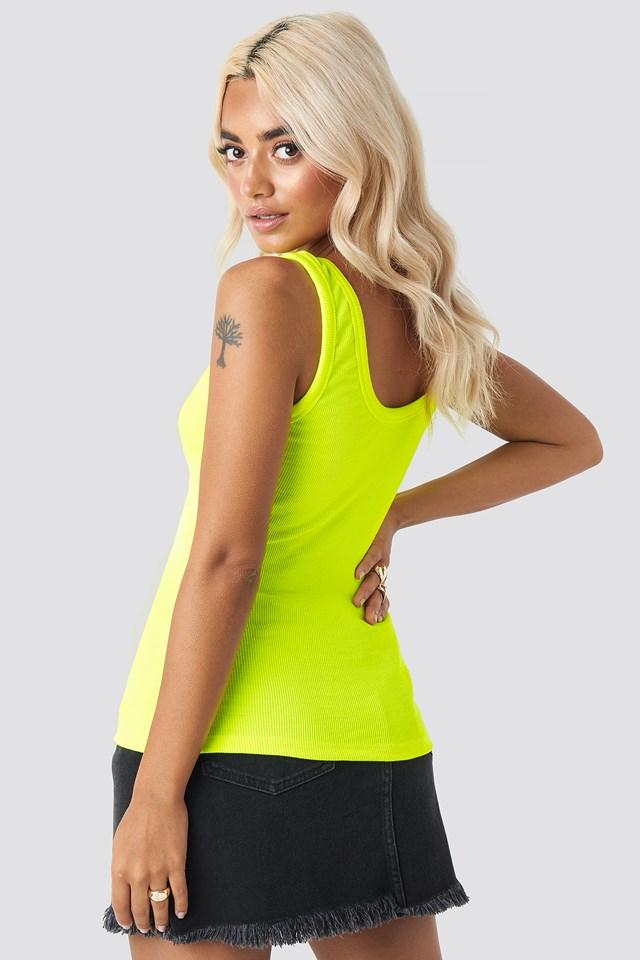 Milla Singlet Yellow