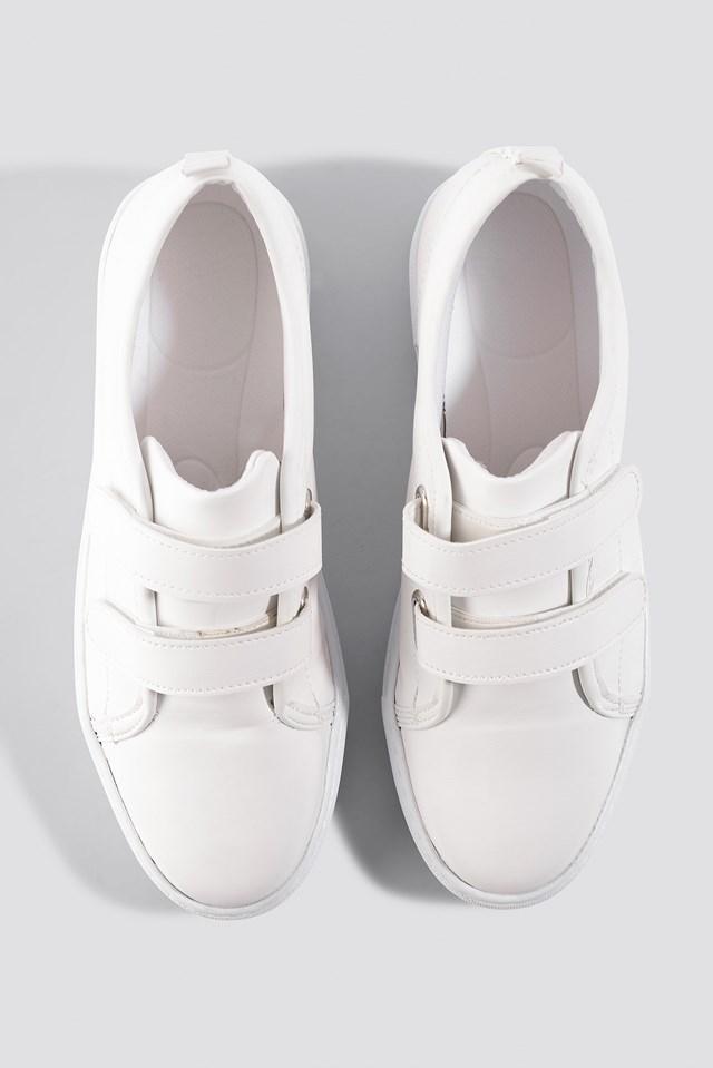 Milla Sneakers White