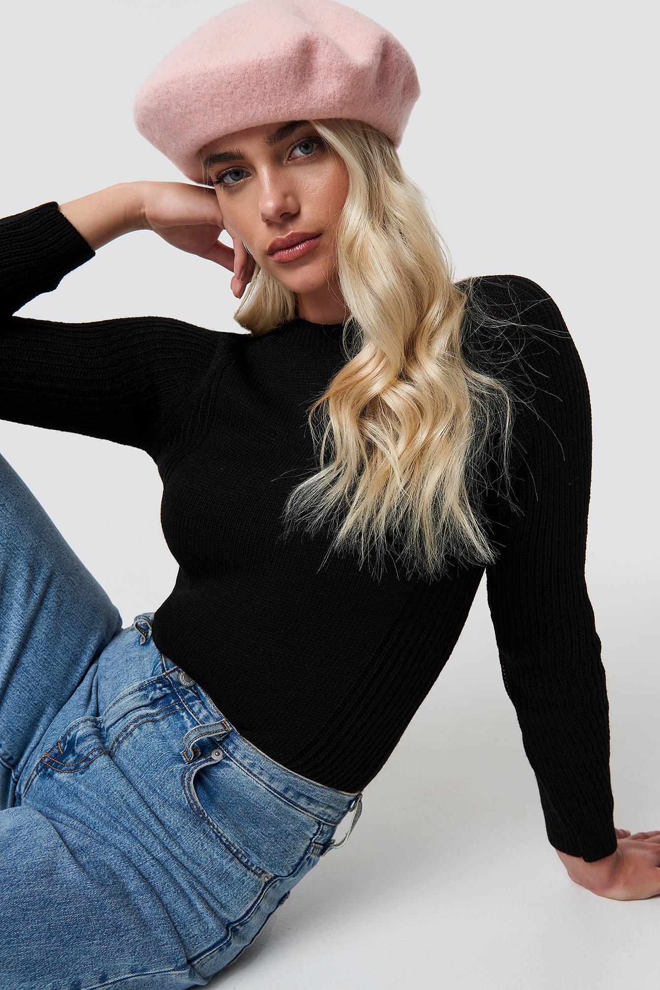 trendyol -  Milla Sweater - Black