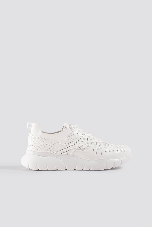 Milla Taks Sneakers White