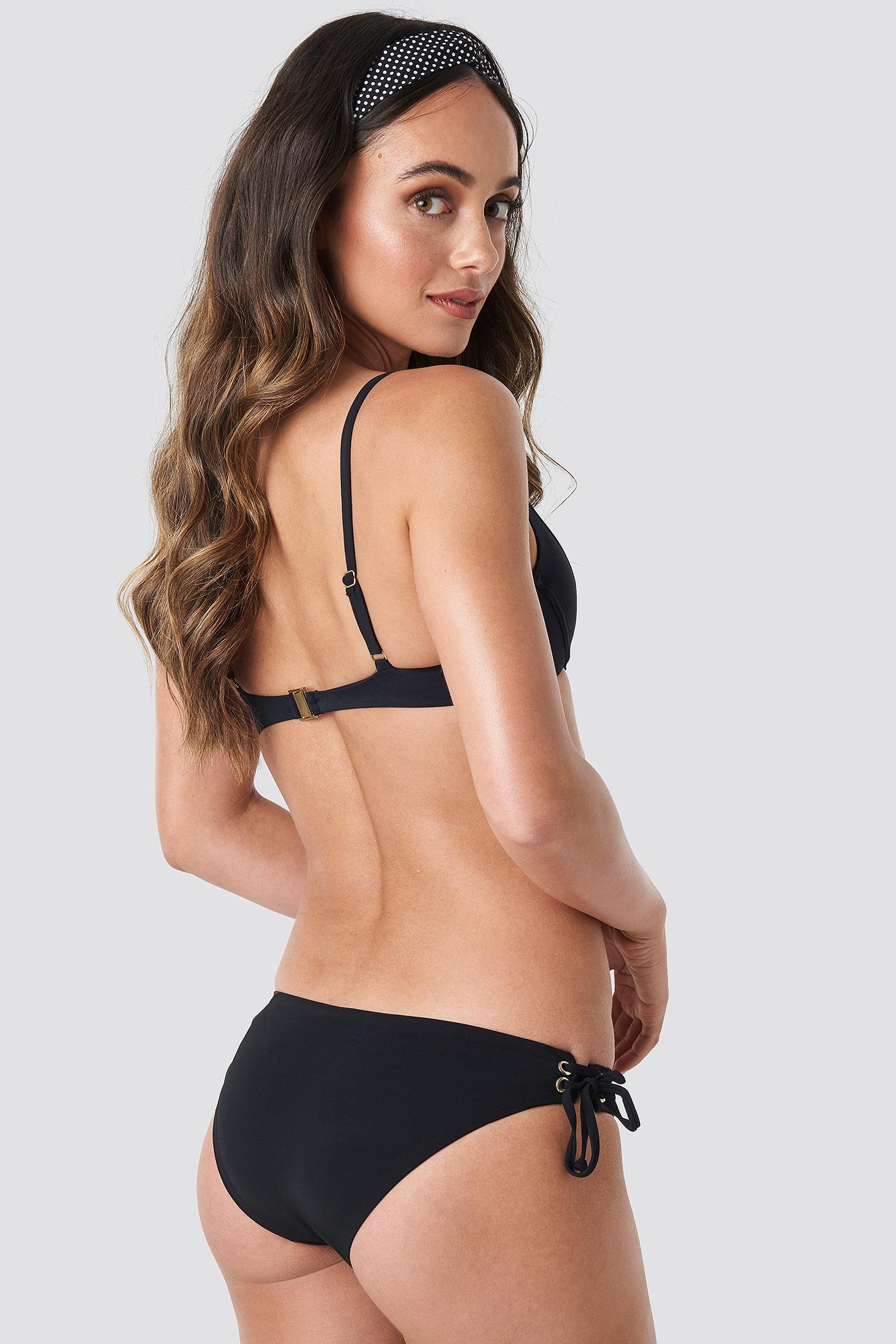 Milla Underwire Bikini Top NA-KD.COM