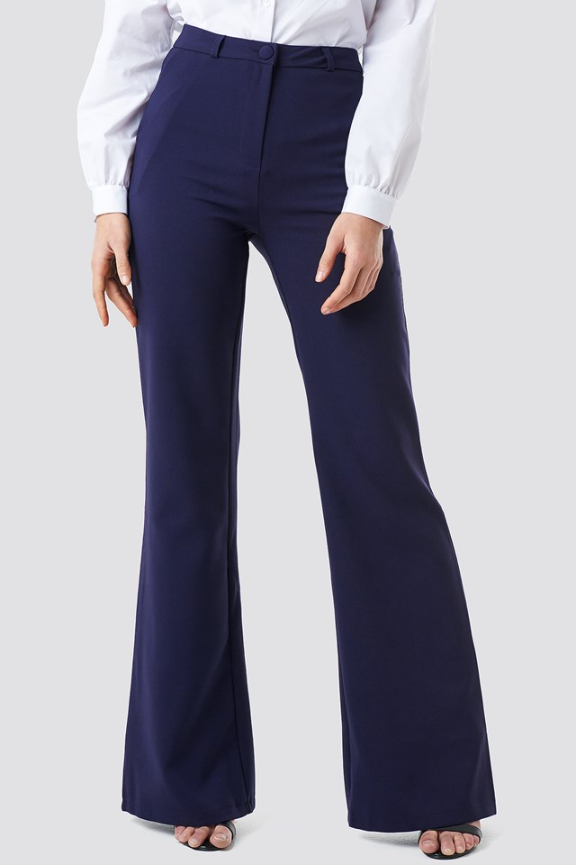 Milla Wide Pants NA-KD.COM