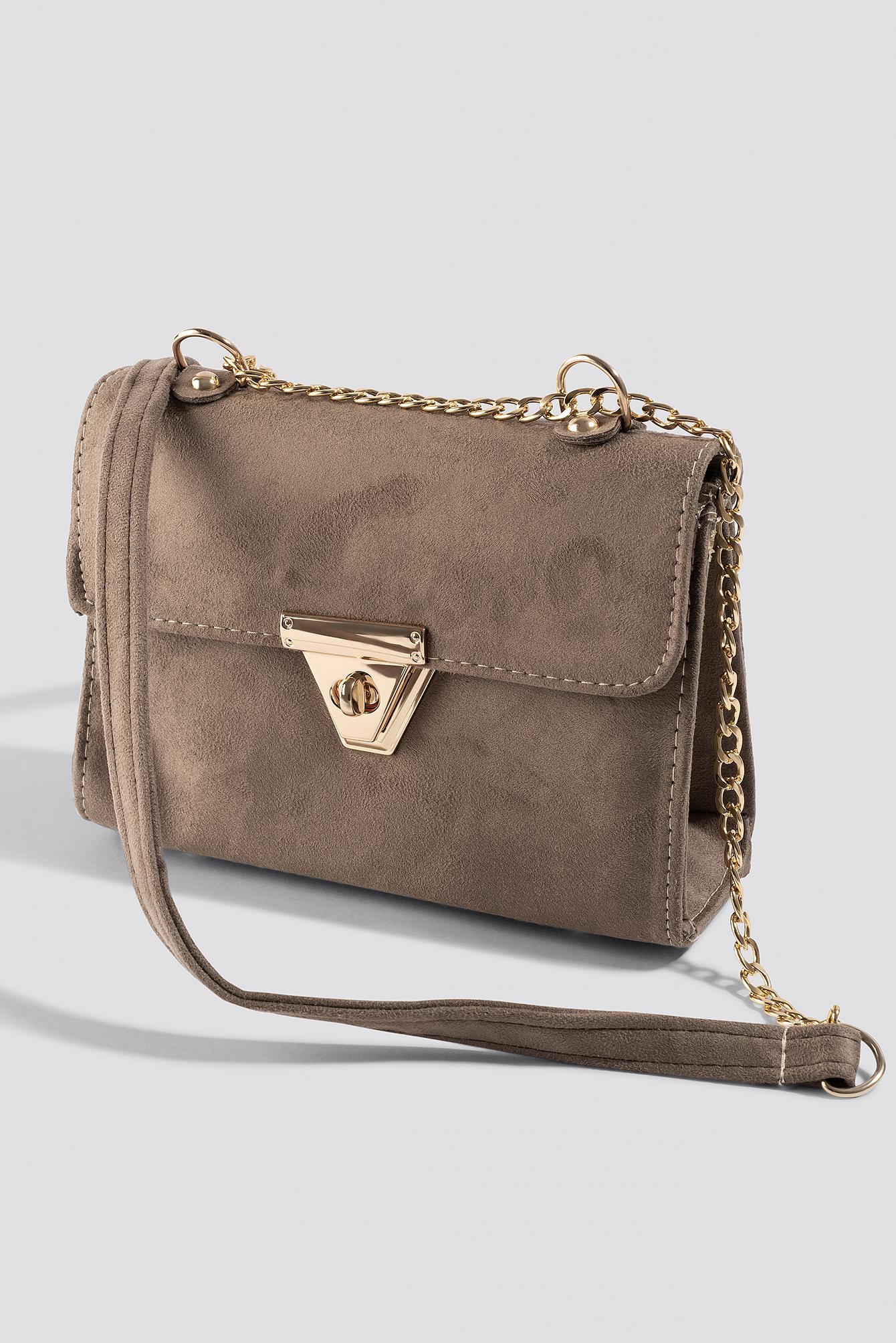 Mink Shoulder Bag NA-KD.COM