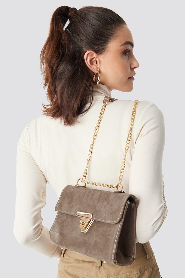 Mink Shoulder Bag Mink