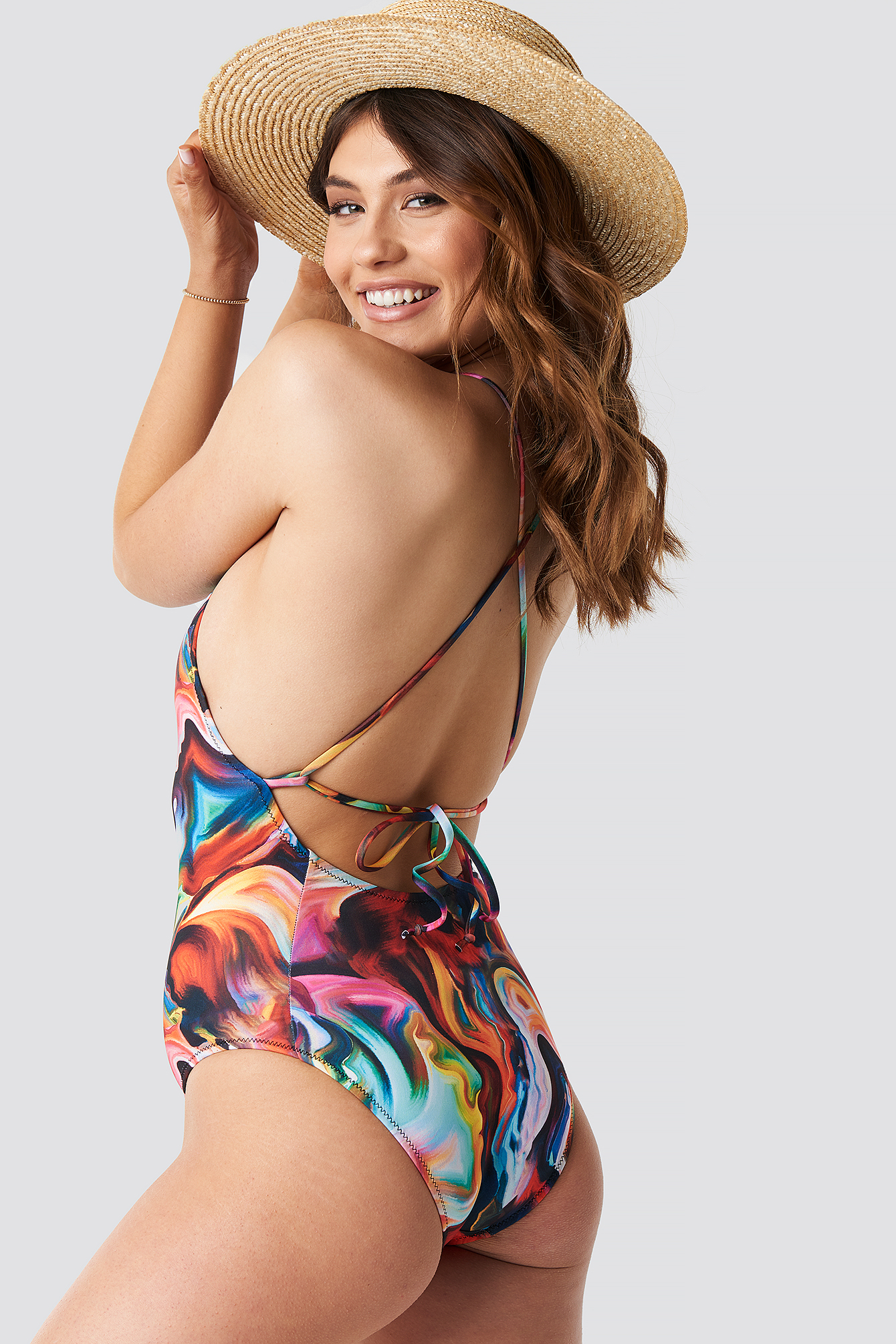 Multicolor Swimsuit NA-KD.COM