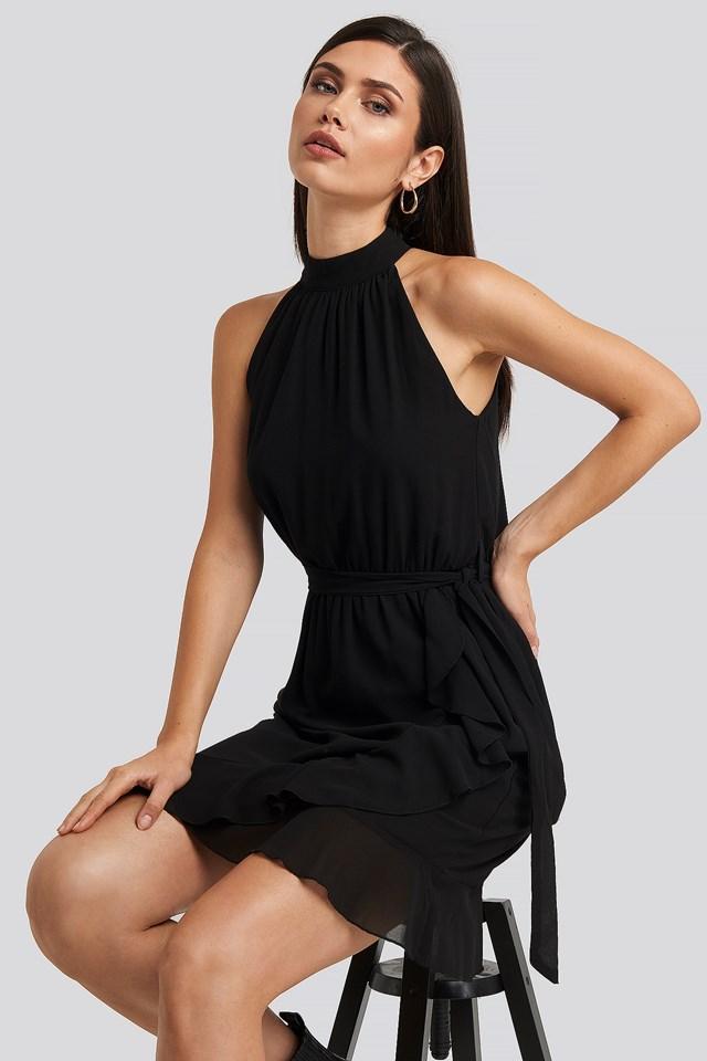 N Greto Dress Black