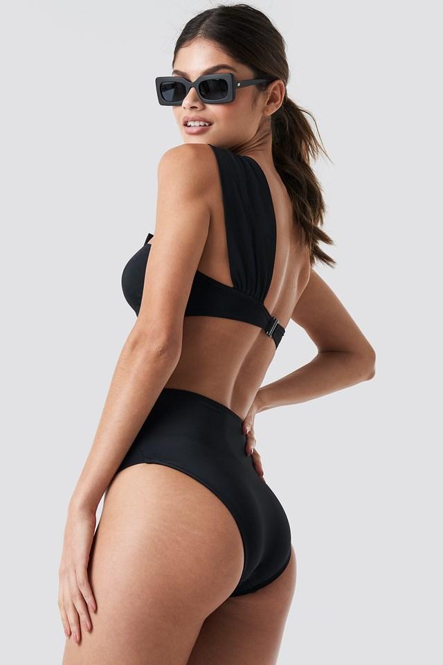 One Shoulder Bikini Top NA-KD.COM