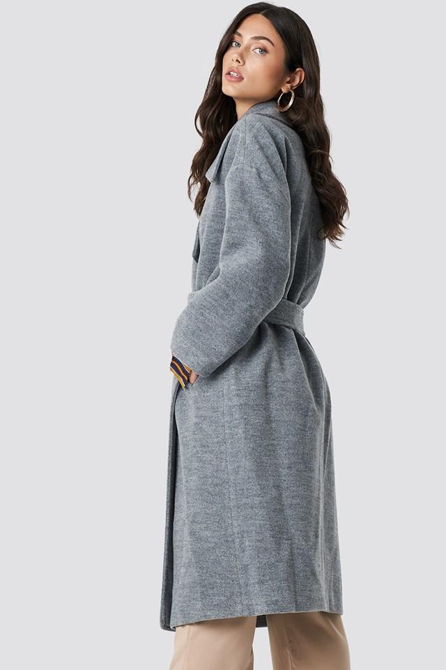 Oversized Archer Coat NA-KD.COM