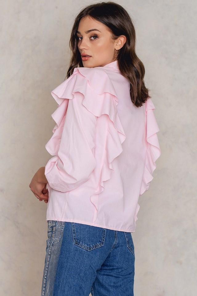 Pembe Shirt Pink