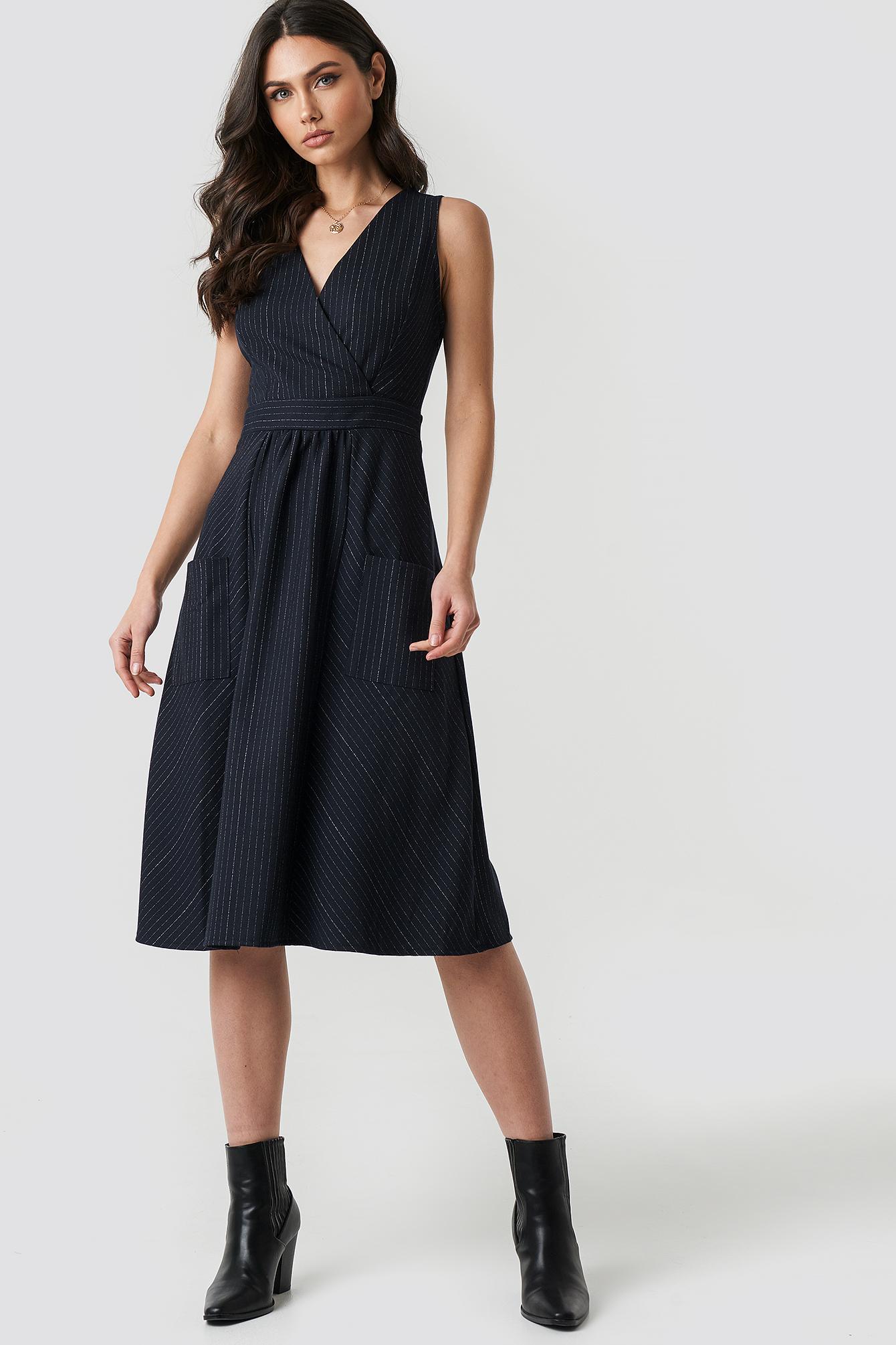 Pocket Detailed Dress NA-KD.COM