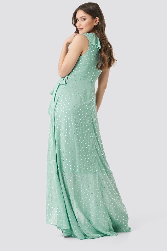 Polka Dots Evening Dress NA-KD.COM
