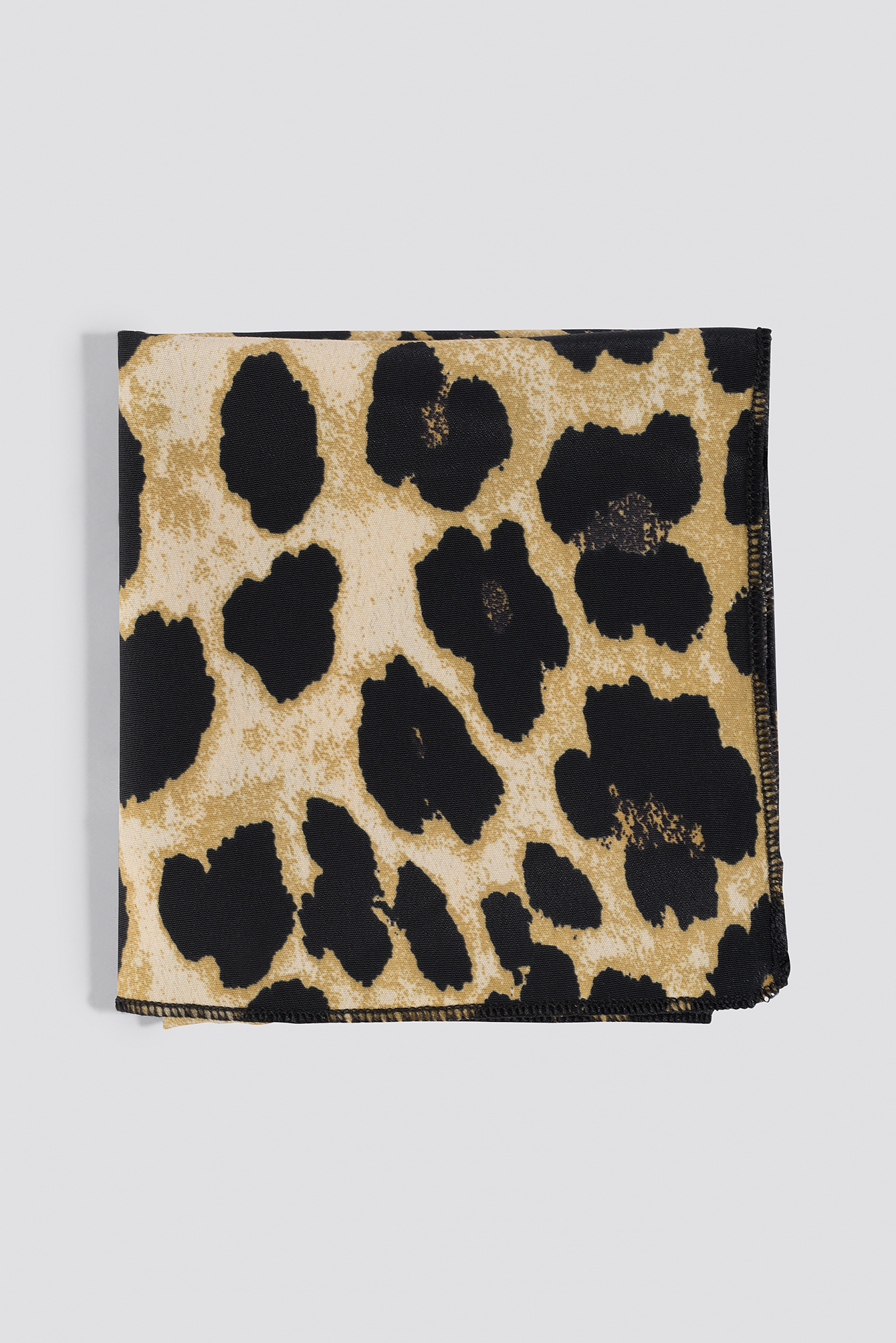 Powder Leopard Patterned Scarf NA-KD.COM