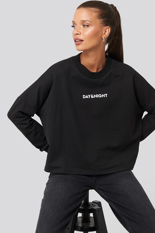 Printed Sweatshirt Trendyol
