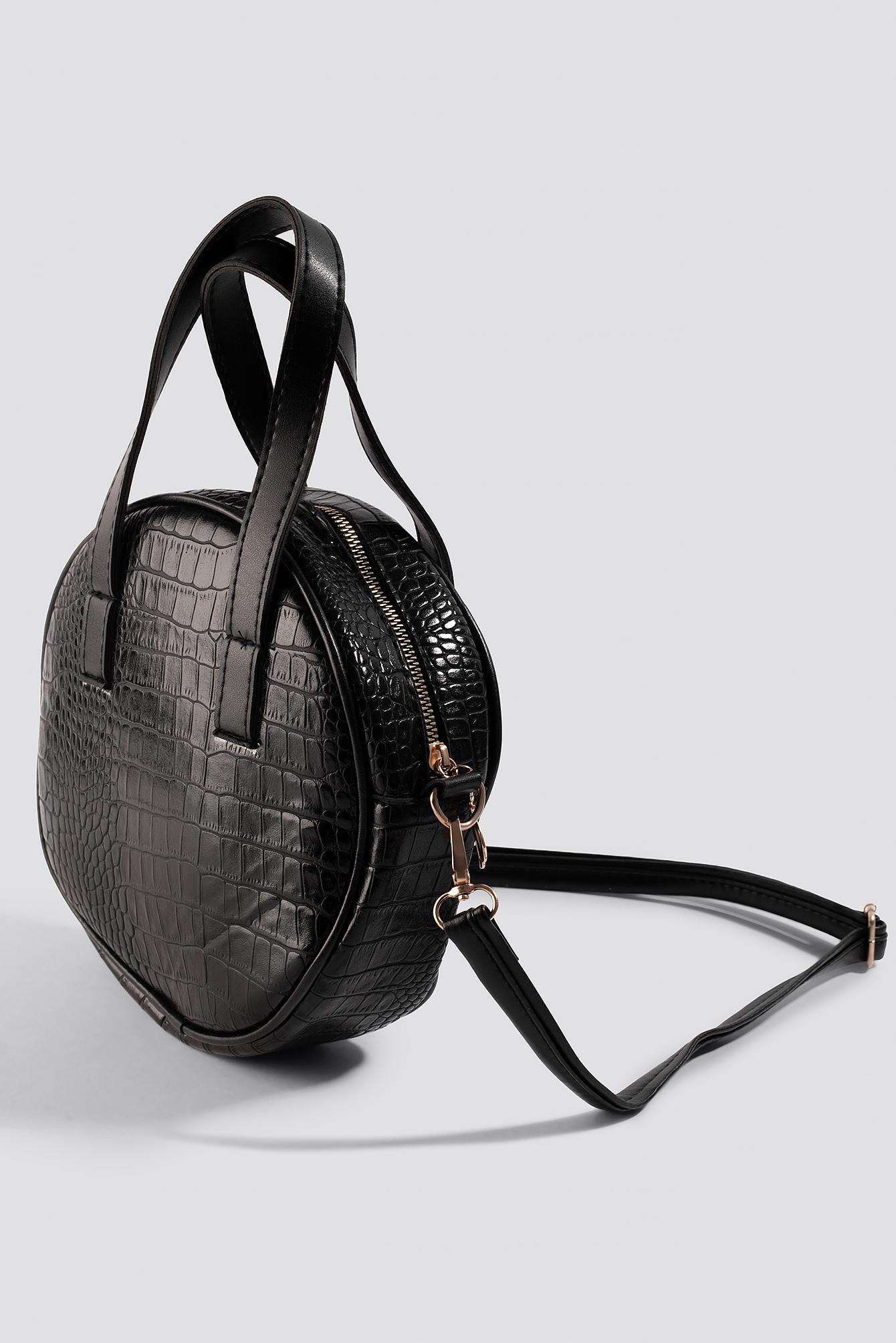 Round Shoulder Bag NA-KD.COM