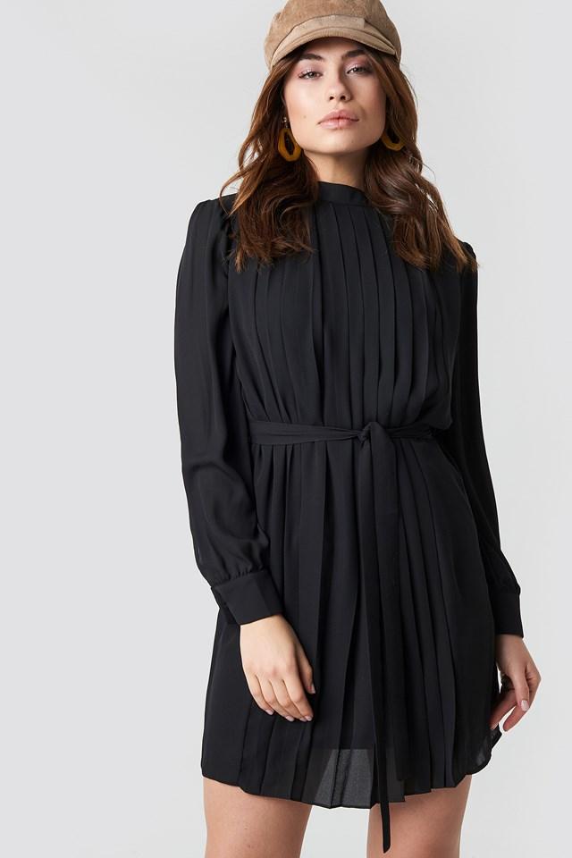Ruffle Detailed Mini Dress Trendyol