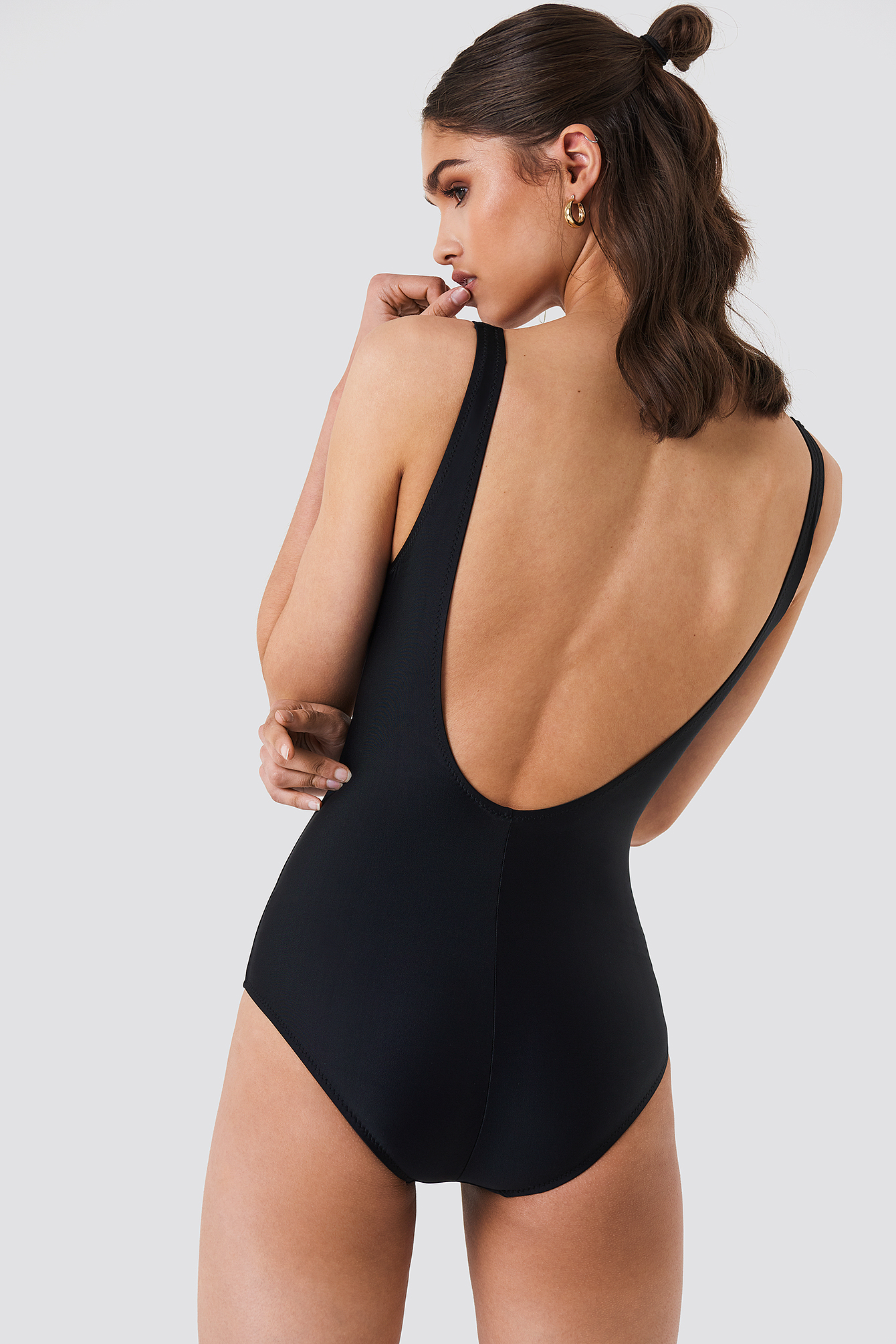 Self Service Swimsuit NA-KD.COM