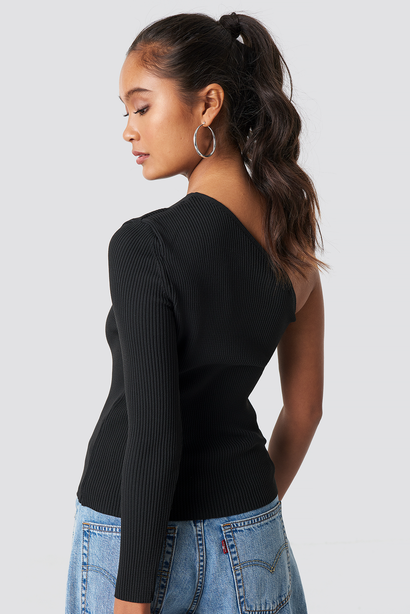 Single Sleeve Top NA-KD.COM