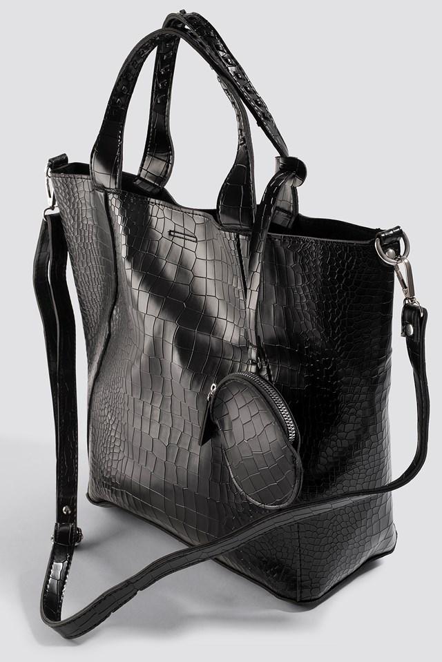 Snake Patterned Bag NA-KD.COM