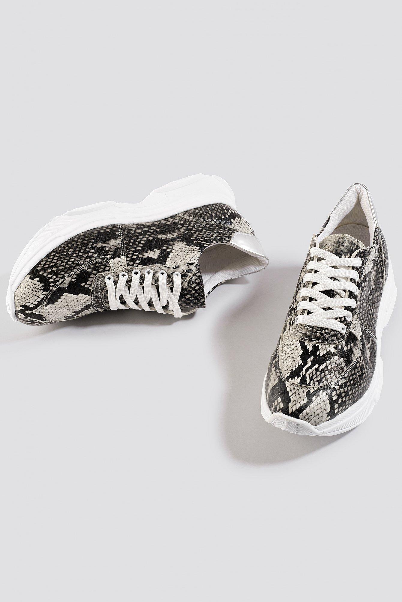 Snake Sneaker NA-KD.COM