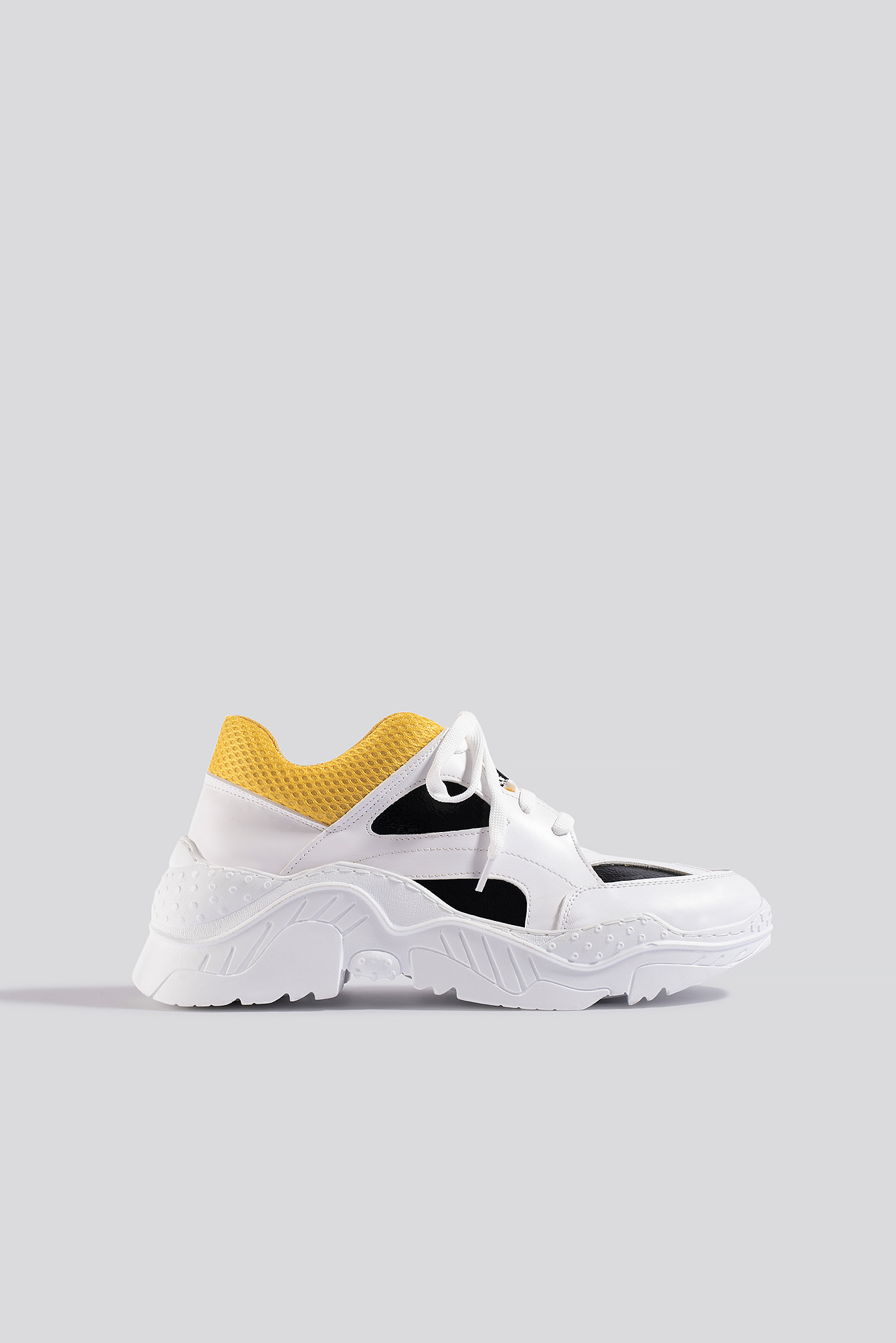 trendyol -  Sporty Sneakers - White