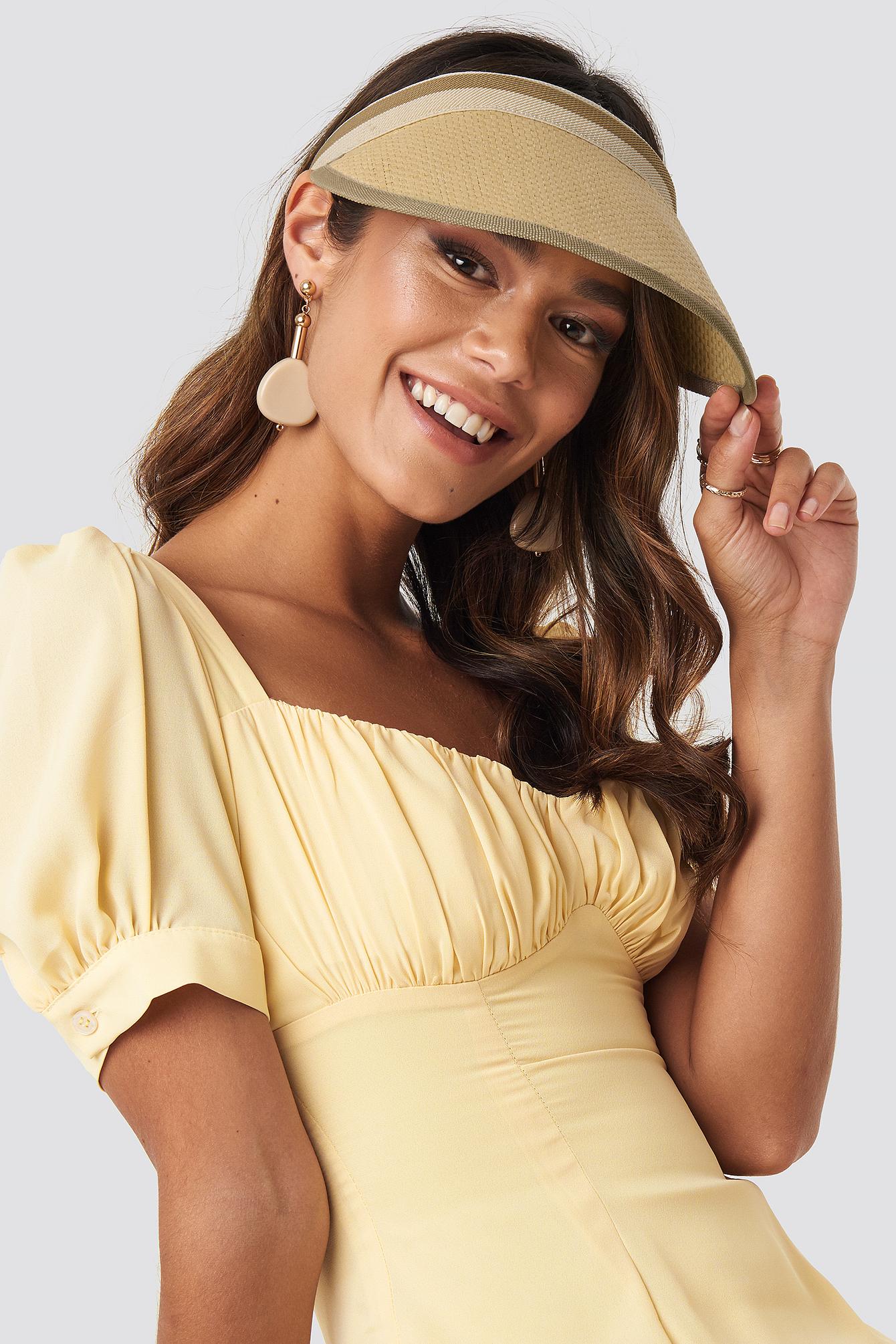Trendyol Straw Hat - Beige | Accessoires > Mützen > Sonstige Mützen | Trendyol