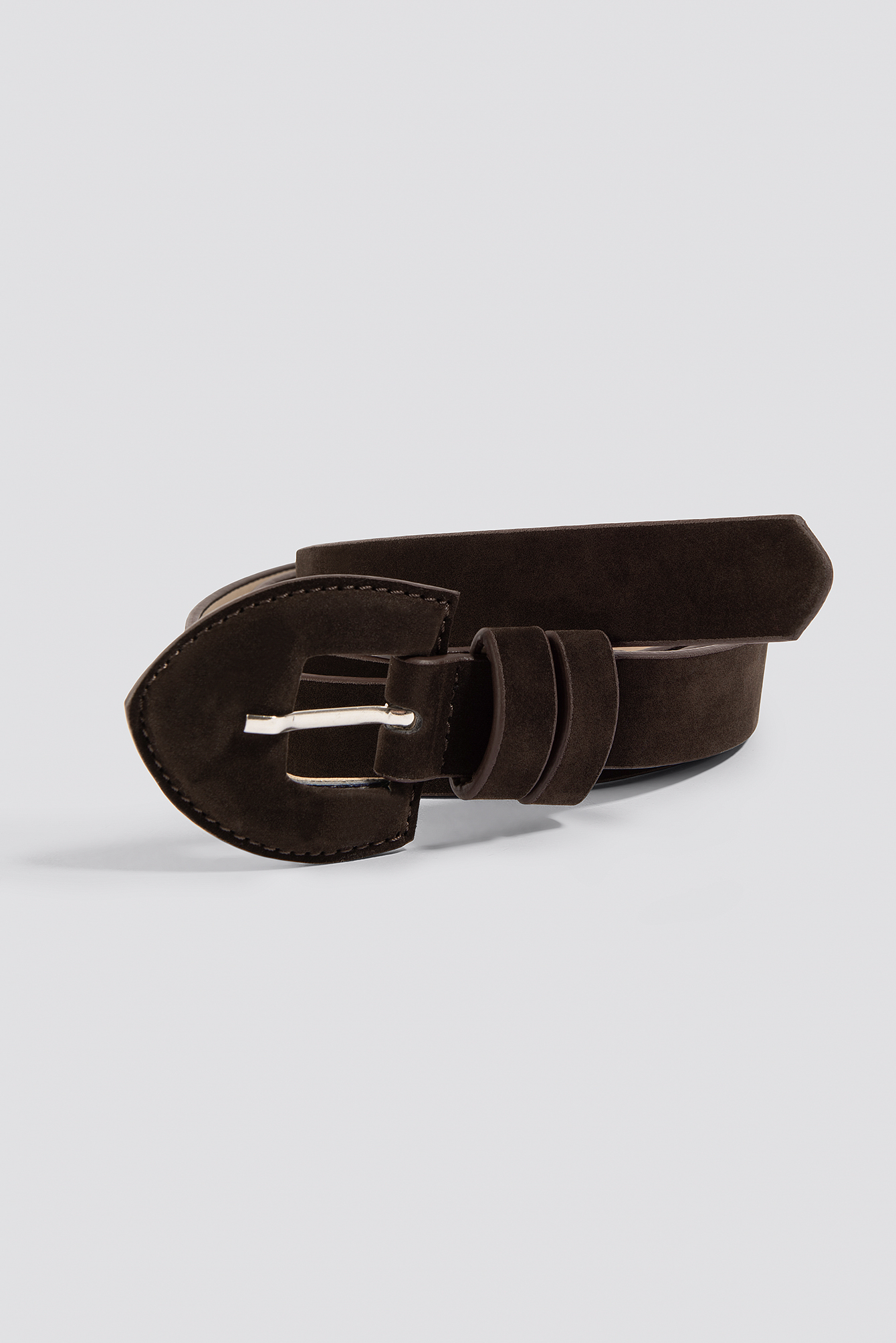 Suede Buckle Belt NA-KD.COM