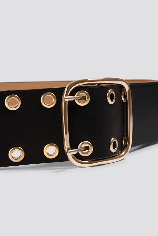 Taba Waist Belt Black
