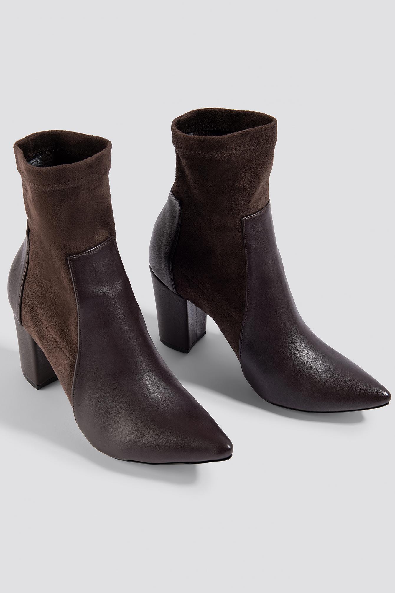Taka PU Boots NA-KD.COM