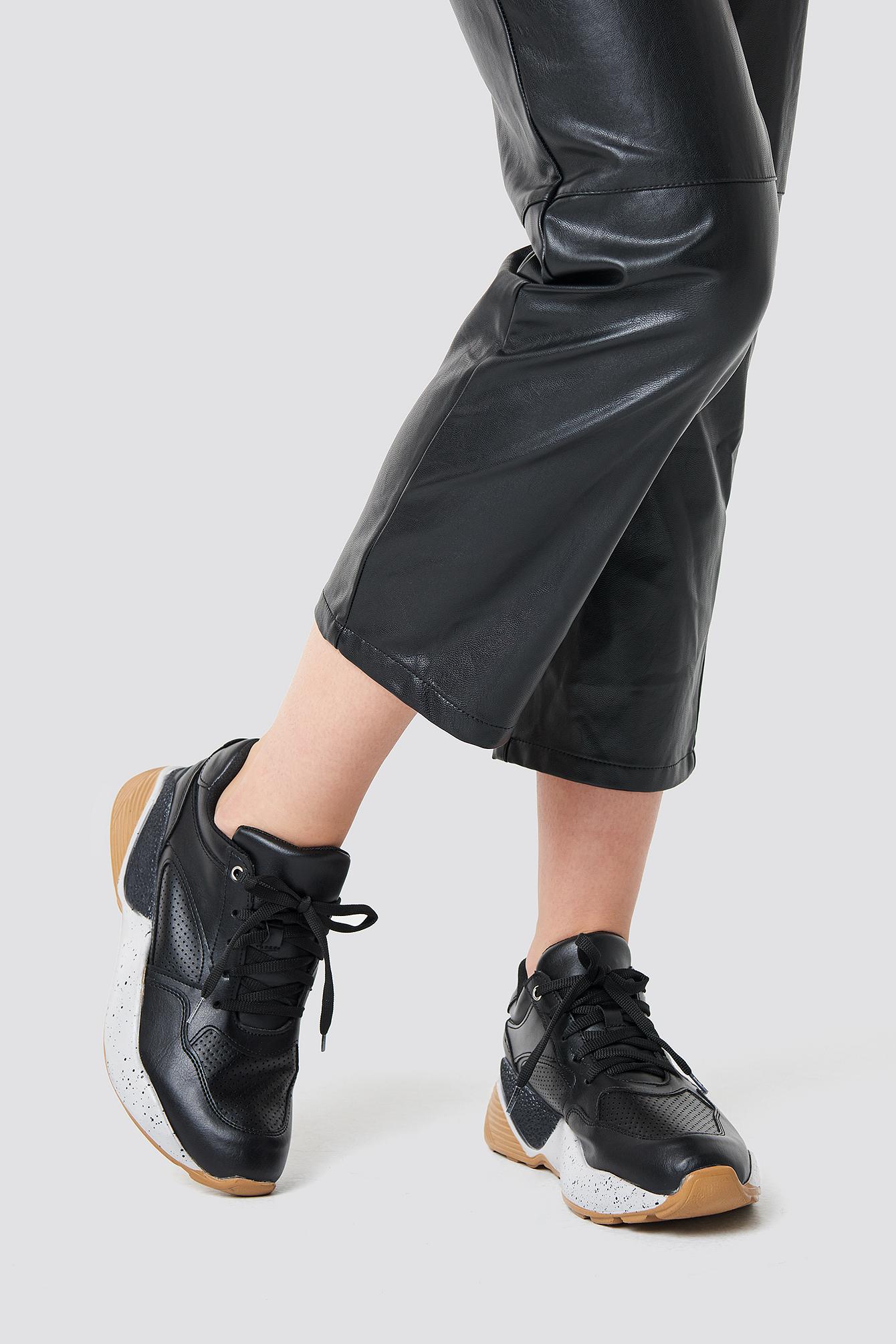 trendyol -  Taka Sneaker - Black