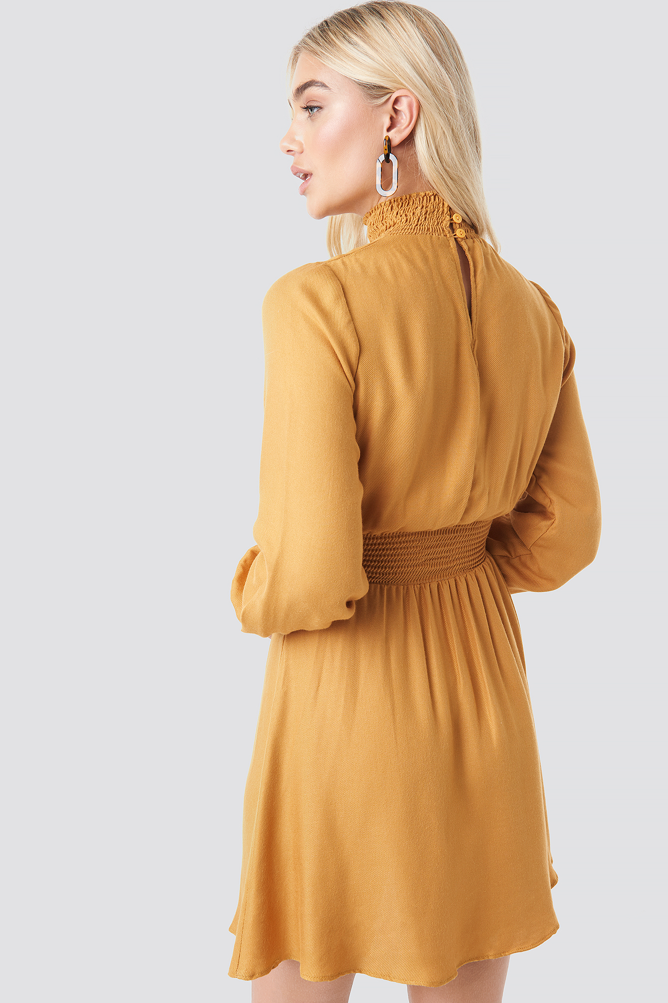 Tile Giped Dress NA-KD.COM