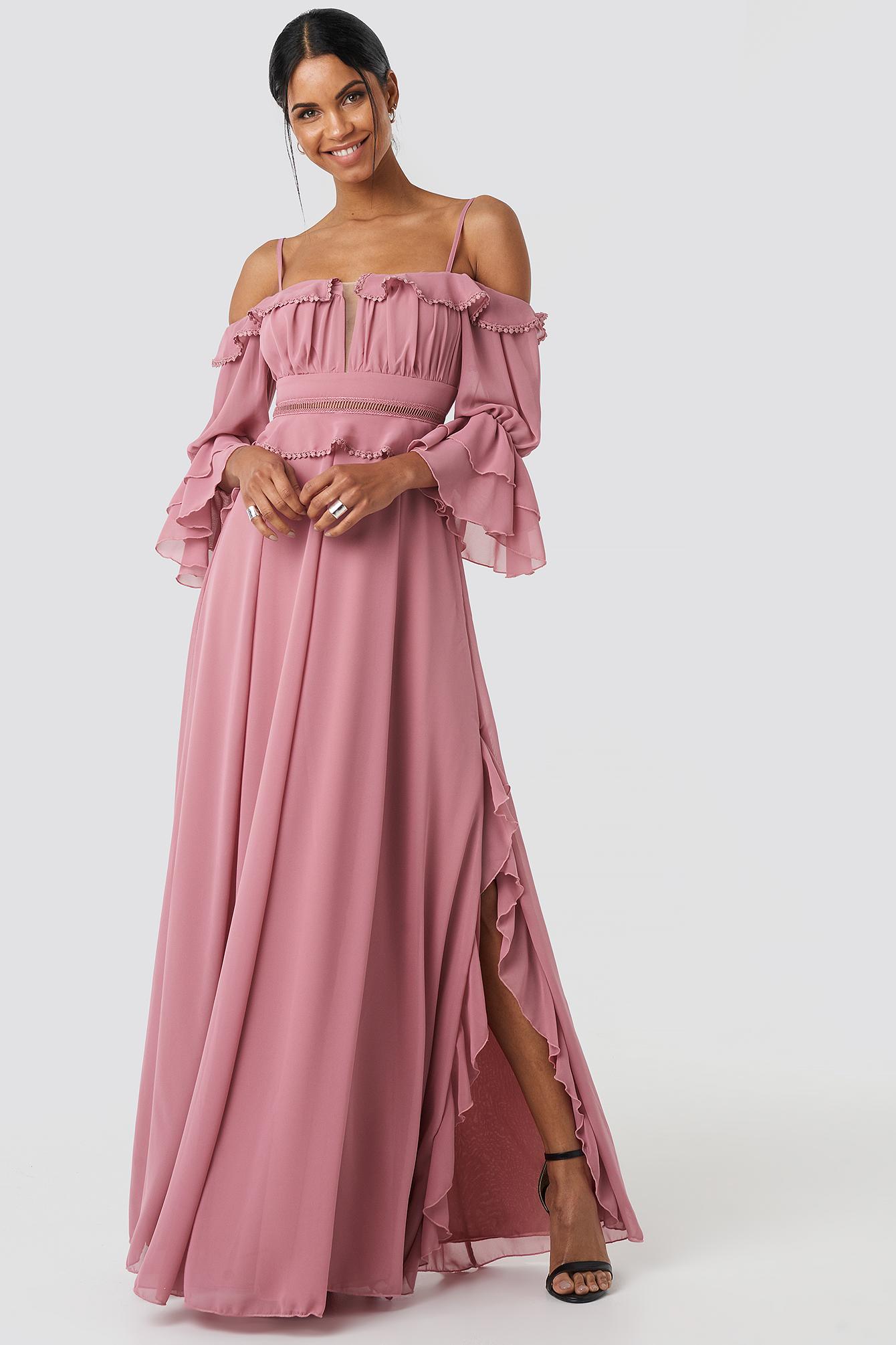 Torino Long Dress NA-KD.COM