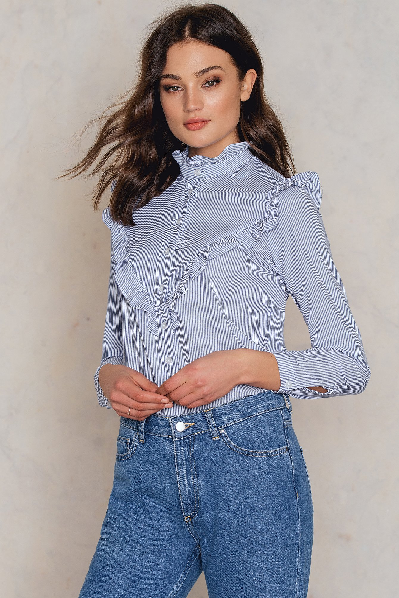 Blue Mavi Blouse